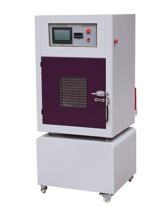 IEC 62133 UN38.3 80mΩ ± 20mΩ Cell Battery External Short Circuit Battery Testing Equipment